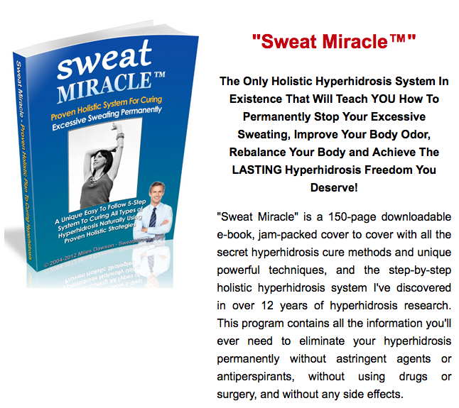 Best Sweat Miracle Product Review