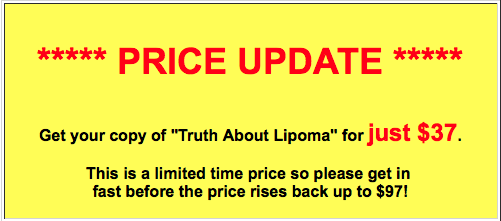 Best Truth About Lipoma Review Price Discount