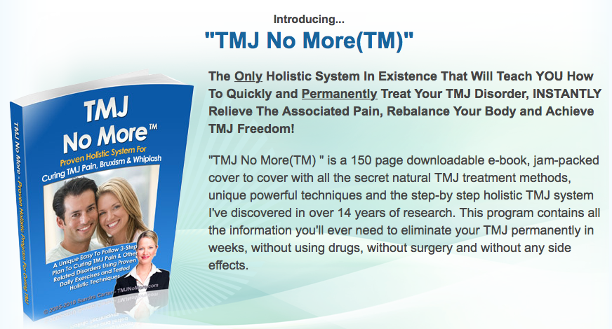 Best TMJ No More Review article