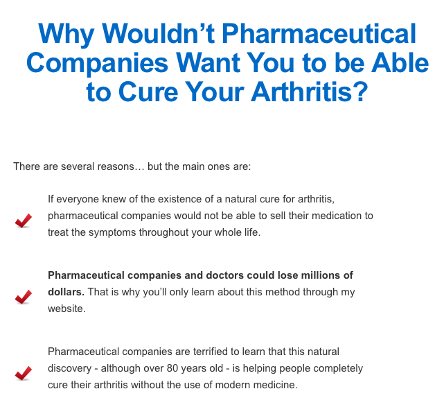 The Best Arthritis Code Review Article